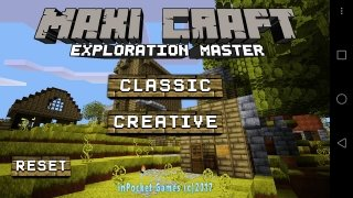 Maxi Craft Exploration Master imagen 1 Thumbnail
