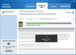 MaxiDisk  1.0.6.0 Español imagen 1