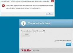 McAfee AntiVirus  Plus 14.0.339 Español imagen 2