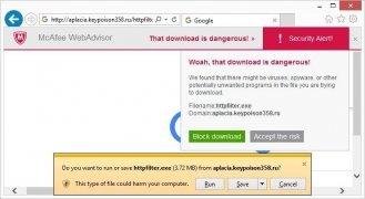 McAfee AntiVirus  Plus 14.0.339 Español imagen 4