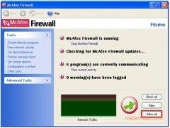McAfee Firewall image 1 Thumbnail