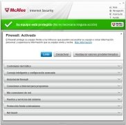 McAfee Internet Security imagem 1 Thumbnail