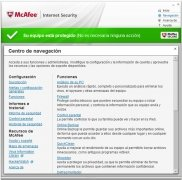 McAfee Internet Security imagem 2 Thumbnail