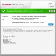 McAfee Internet Security imagen 3 Thumbnail
