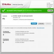 McAfee Internet Security imagem 4 Thumbnail