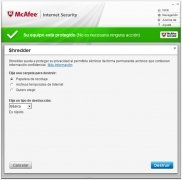 McAfee Internet Security imagem 5 Thumbnail