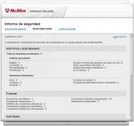 McAfee Internet Security imagen 6 Thumbnail