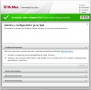 McAfee Internet Security Изображение 9 Thumbnail