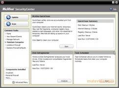 McAfee VirusScan imagem 2 Thumbnail