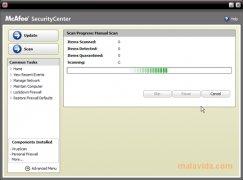 McAfee VirusScan imagem 3 Thumbnail