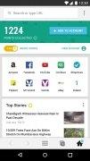 mCent Browser - Navegación más inteligente imagen 1 Thumbnail
