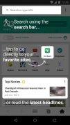 mCent Browser - Navegación más inteligente imagen 3 Thumbnail