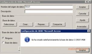 MDAC 2.8 SP1 imagen 4 Thumbnail