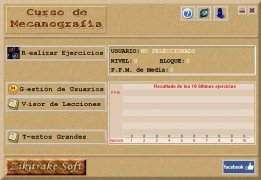 Mecanografía  10 2.6 Español imagen 1