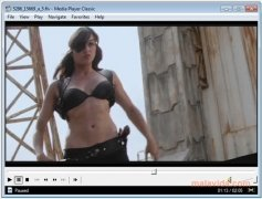 Media Player Classic  6.4.9.1 Rev 107 imagen 1