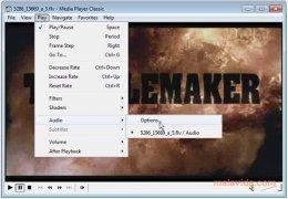 Media Player Classic imagen 7 Thumbnail