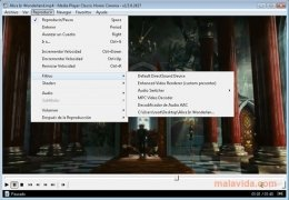 Media Player Classic Homecinema immagine 2 Thumbnail