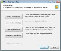 Media Player Codec Pack imagem 1 Thumbnail