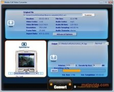 MediaCell Video Converter image 2 Thumbnail