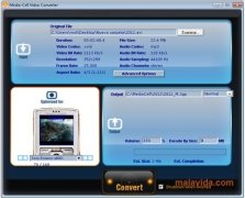 MediaCell Video Converter immagine 3 Thumbnail