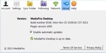 MediaFire Desktop imagem 4 Thumbnail