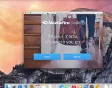MediaFire Desktop imagen 1 Thumbnail