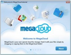 MegaCloud  1.0.3.3936 imagen 1