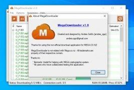 MegaDownloader Изображение 5 Thumbnail