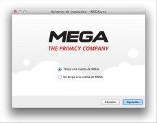 MEGAsync imagen 1 Thumbnail