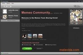 Memeo Share imagen 1 Thumbnail