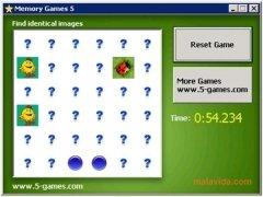 Memory Games imagen 1 Thumbnail