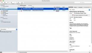 Mendeley Desktop imagen 2 Thumbnail