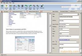 Mendeley Desktop immagine 1 Thumbnail