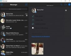 Messenger for Desktop immagine 2 Thumbnail
