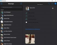 Messenger for Desktop immagine 3 Thumbnail