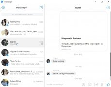 Messenger for Desktop immagine 4 Thumbnail