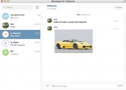 Messenger per Telegram image 3 Thumbnail