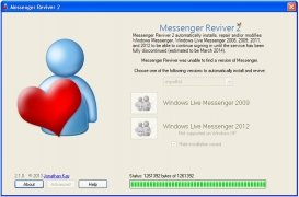 Messenger Reviver image 2 Thumbnail