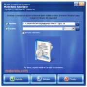 Metadata Analyzer immagine 1 Thumbnail