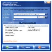 Metadata Analyzer immagine 2 Thumbnail