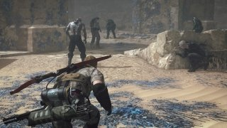 Metal Gear Survive immagine 1 Thumbnail