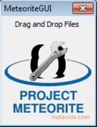 Meteorite imagen 1 Thumbnail