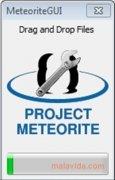 Meteorite imagen 2 Thumbnail