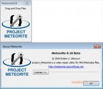 Meteorite imagen 3 Thumbnail