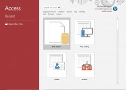Microsoft Access imagem 4 Thumbnail