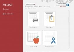 Microsoft Access imagen 5 Thumbnail