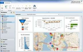 Microsoft Dynamics CRM bild 1 Thumbnail