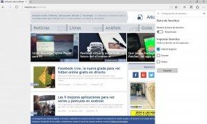 Microsoft Edge imagem 3 Thumbnail