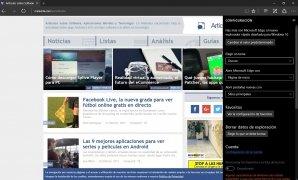 Microsoft Edge imagem 4 Thumbnail