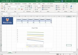 Microsoft Excel image 1 Thumbnail